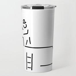 chimney-sweep Travel Mug