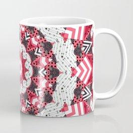 Rustic patchwork Coffee Mug