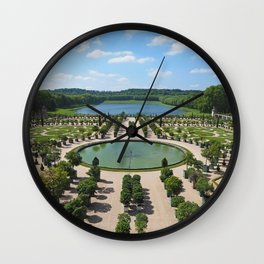 The Orangerie Wall Clock