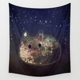 cat 116 Wall Tapestry