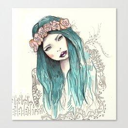 Rae Canvas Print