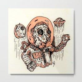Patty  Metal Print
