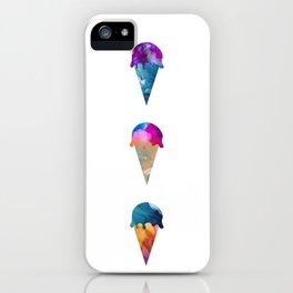 Ice Cream Stack iPhone Case