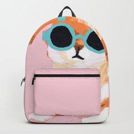 sunglass cat Backpack