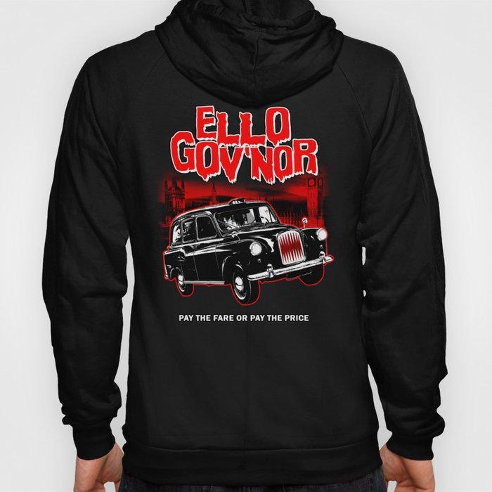 Ello Gov'nor! Regular Show Hoody