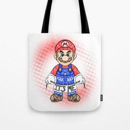 It's ME, Mario !  Tote Bag