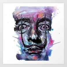 Salvador Dalì Art Print