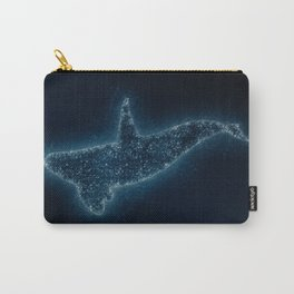 Splash Whale Carry-All Pouch