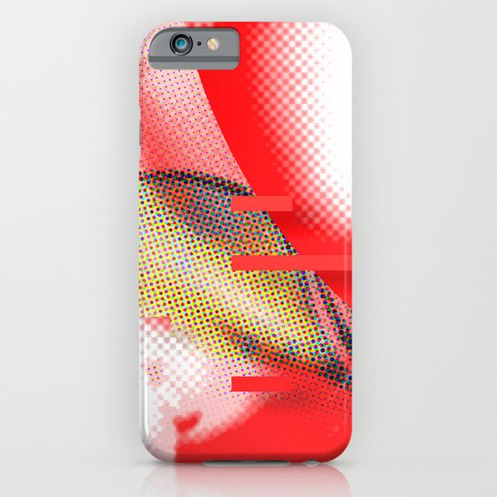 Forget It < The NO Series (Red) iPhone & iPod Case