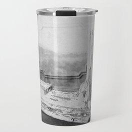 I am a visitor - A window in Tuscany Travel Mug