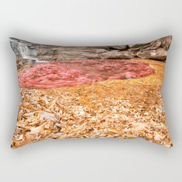 With Love From Maryland Rectangular Pillow