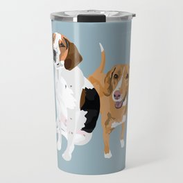 Boone and Summer Travel Mug