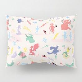 Mythological pattern Pillow Sham