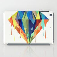 diamond iPad Cases featuring Diamond by By Nordic