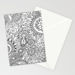 Color It, Paint It, Own It | Mandala | DIY | Family Gift Stationery Cards
