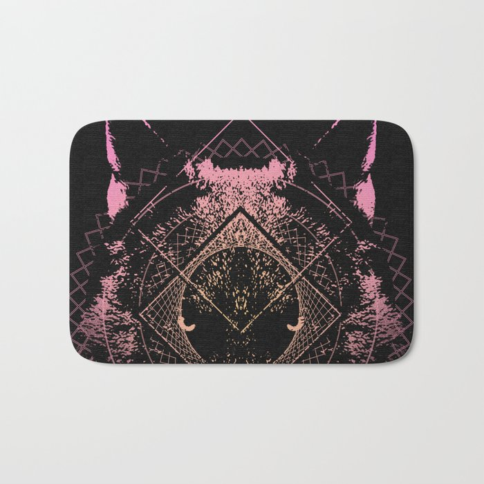 if at first you don't succeed ,call a Jedi. Bath Mat