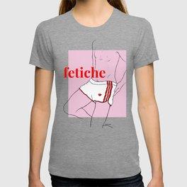fetiche #3 (pink) T-shirt