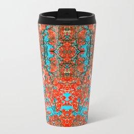Blossom Metal Travel Mug