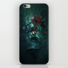 Mermann iPhone Skin
