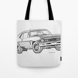 1968 Nova Tote Bag