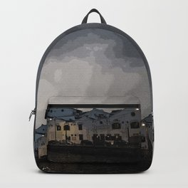 Evening at the Waterfront Backpack