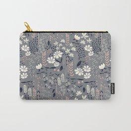 Flower garden 003 Carry-All Pouch