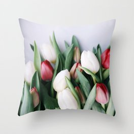 Beauty was her name Throw Pillow
