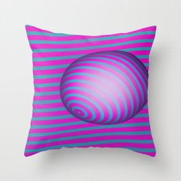 Geolino  6 Throw Pillow