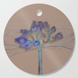 Joshua Tree Acid Wash by CREYES Cutting Board