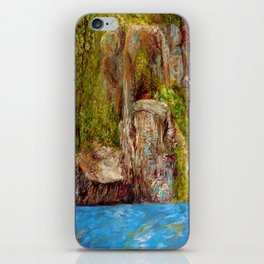 Chimney Rock iPhone Skin