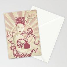 Pandora lost an eye Stationery Cards