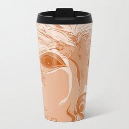 Rottweiler Sepia Tones Travel Mug