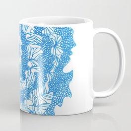 March's Blue 3  | Artline Drawing Pens Sketch Coffee Mug