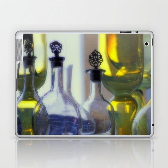 Pastel Glassware Laptop & iPad Skin