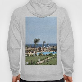 Stained Glass Resort Hoody
