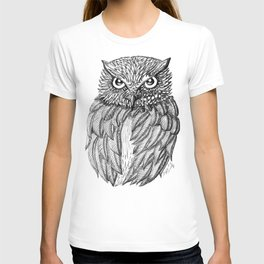Fierce Owl T-shirt