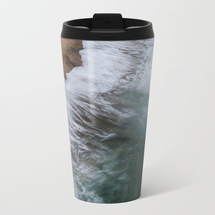 Coastal Wild Travel Mug