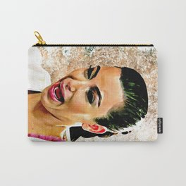 Funny Cute Ugly Crying face iPhone 4 4s 5 5c 6, pillow case, mugs and tshirt Carry-All Pouch