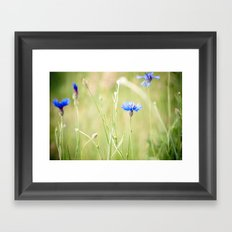 crawl up Framed Art Print