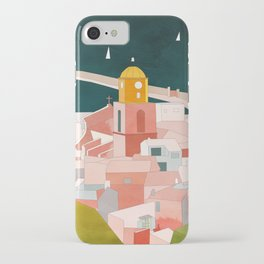 south france coast landscape iPhone Case