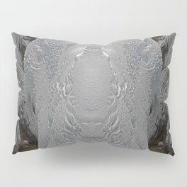 Ouray Icefall Buddha Dark Pillow Sham