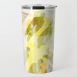 Yellow Buckets Travel Mug