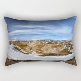 Landmannalaugar, Iceland Rectangular Pillow