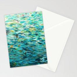 Deep Blue Sea Stationery Cards