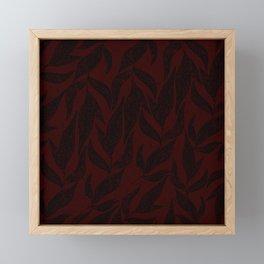 pattern 121 Framed Mini Art Print