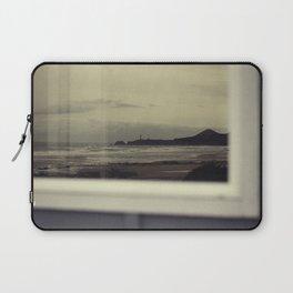 Lighthouse reflection Laptop Sleeve