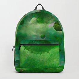 Aquatic Forest (Aquatic Creature) Backpack