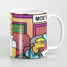The Simpson Coffee Mug