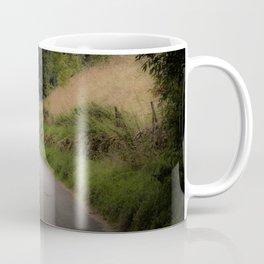 Dovedale Trail Cottage Coffee Mug