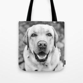 Happiest Lab Tote Bag
